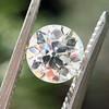 .80ct Old European Cut Diamond, GIA H 7