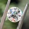 .80ct Old European Cut Diamond, GIA H 11
