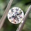 .80ct Old European Cut Diamond, GIA H 1