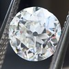 .81 Old European Cut GIA I VS2 0
