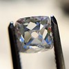 0.82ct Antique French Cut Diamond GIA J VS1 13