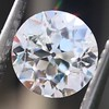 .83 Old European Cut GIA I VS2 1
