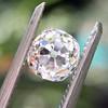 .83ct Old Mine Cut Diamond, GIA I VS2 3