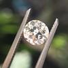 .85ct Old European Cut Diamond, GIA J VS2 20