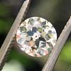 .85ct Old European Cut Diamond, GIA J VS2 10