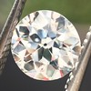 .86 Old European Cut GIA I VS1 0