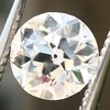 .86 Old European Cut GIA I VS1 36