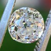 .88ct Old European Cut Diamond GIA I SI2 3