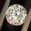 .88ct Old European Cut Diamond GIA I SI2 0