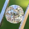 .88ct Old European Cut Diamond GIA I SI2 12