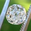 .88ct Old European Cut Diamond GIA I SI2 6
