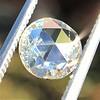 .91ct Antique Rose Cut Diamond GIA J SI2 1