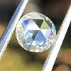 .91ct Antique Rose Cut Diamond GIA J SI2 0