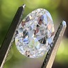 .92ct Antique Pear Diamond GIA F VVS 15