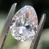 .92ct Antique Pear Diamond GIA F VVS 4