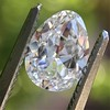 .92ct Antique Pear Diamond GIA F VVS 16