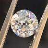 .92ct Old European Cut Diamond GIA I VS1 8