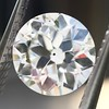 .93 Old European Cut Diamond GIA J VVS2 8