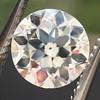 .93 Old European Cut Diamond GIA J VVS2 10