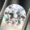 .93 Old European Cut Diamond GIA J VVS2 5