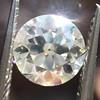 .93 Old European Cut Diamond GIA J VVS2 24