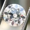 .93 Old European Cut Diamond GIA J VVS2 3