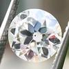 .93 Old European Cut Diamond GIA J VVS2 2