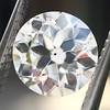.93 Old European Cut Diamond GIA J VVS2 9