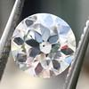.93 Old European Cut Diamond GIA J VVS2 1