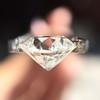 .93 Old European Cut Diamond GIA J VVS2 25