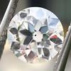 .93 Old European Cut Diamond GIA J VVS2 17