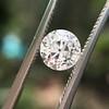 .96ct Old European Cut Diamond, GIA G VS1 8