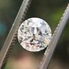 .96ct Old European Cut Diamond, GIA G VS1 0