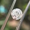 .96ct Old European Cut Diamond, GIA G VS1 12
