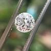 .96ct Old European Cut Diamond, GIA G VS1 6