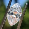 1.92ct Vintage Marquise Cut Diamond GIA D VS2 15