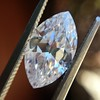 1.92ct Vintage Marquise Cut Diamond GIA D VS2 3