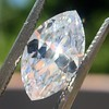 1.92ct Vintage Marquise Cut Diamond GIA D VS2 0