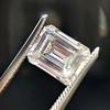 2.01ct Emerald Cut GIA E VS1 3