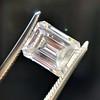 2.01ct Emerald Cut GIA E VS1 4