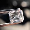 2.01ct Emerald Cut GIA E VS1 11