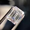 2.01ct Emerald Cut GIA E VS1 8
