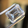 2.01ct Emerald Cut GIA E VS1 15