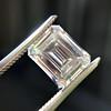 2.01ct Emerald Cut GIA E VS1 6