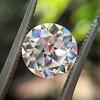 2.01ct Old European Cut Diamond Cut Diamond GIA E, VS1 10