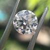 2.01ct Old European Cut Diamond Cut Diamond GIA E, VS1 4