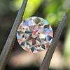 2.01ct Old European Cut Diamond Cut Diamond GIA E, VS1