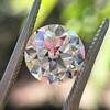 2.01ct Old European Cut Diamond Cut Diamond GIA E, VS1 1