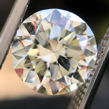 2.01ct Transitional Cut Diamond, GIA M VS2