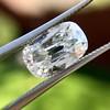 2.01ct Cushion Capsule Shaped Diamond GIA F VS2 7